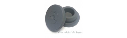 32mm Infusion Vial Stoppers