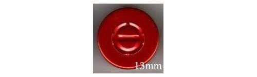 13mm Center Tear Vial Seals