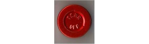 30mm Center Tear Vial Seals