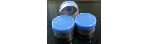 West Smooth Cap Vial Seals