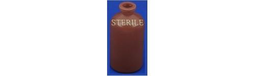 Sterile Plastic Serum Bottles
